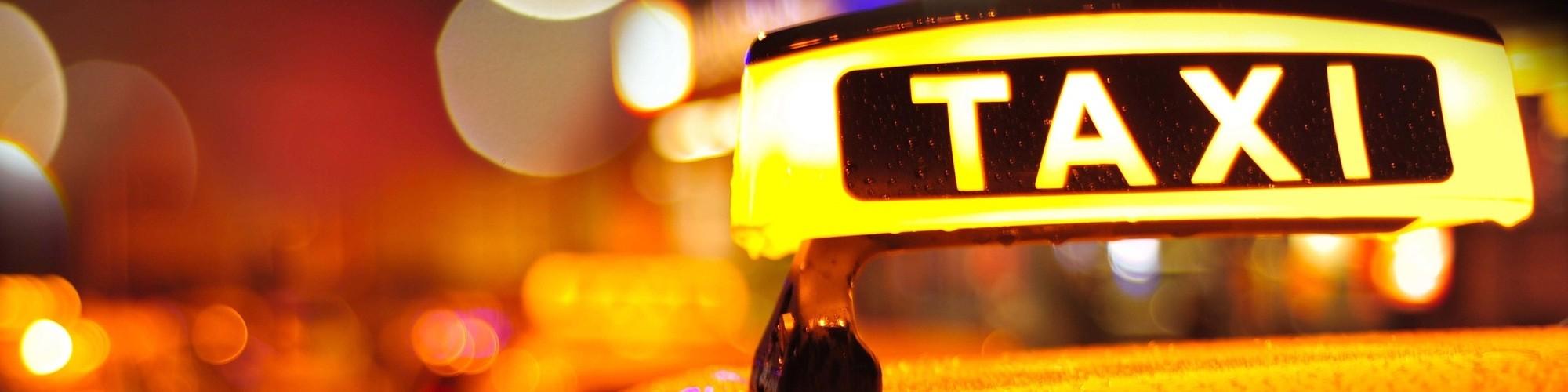 Die intelligente Taxiwerbung